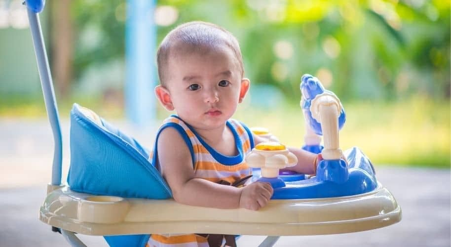 Best baby walker for tall baby