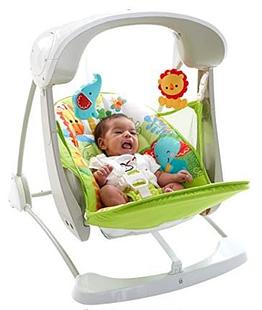 Fisher-Price Take-Along - Portable Baby Swing