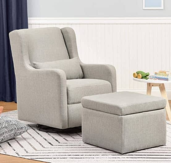 What Are The Features You Should Look For In A Nursery Glider