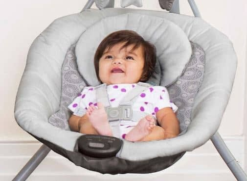 Buying A Baby Swing Over 25 Lbs - What To Consider?
