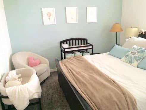 Things To Consider When Buying A Glider For Small Nursery