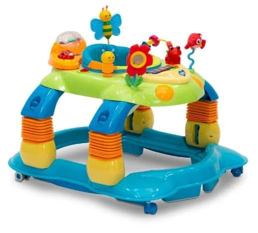 What To Look For In The Best Bouncer Walker For My Baby?